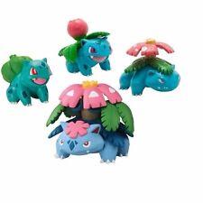 TOMY 4-pack Pokemon X & Y - Mega Venusaur, Bulbasaur, Ivysaur, Venusaur