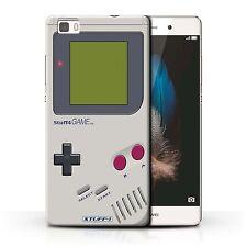 Stuff4 Hülle/Case für Huawei P8 Lite/Nintendo Game Boy/Spielkonsolen