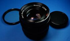 Contax Carl Zeiss Sonnar 85mm f2.8 Lens Made in West Germany