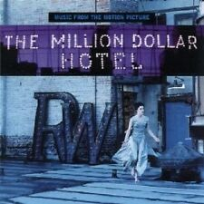 OST/THE MILLION DOLLAR HOTEL  CD SOUNDTRACK NEU