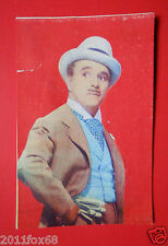 figurines actors akteurs figurine artisti del cinema #80 charlie chaplin lampo f