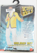 Smiffy's Holiday Rep Costume & Jacket Mock Shirt & Trousers, Large {AL6 HDD
