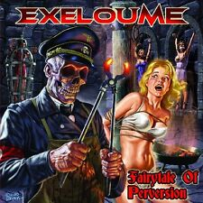 Fairytale Of Perversion - Exeloume (2014, CD NEU)