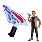 Dazzling Toys Super Spinning Laser Space Shooter with LED Light & Sound