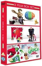Hop/Despicable Me/The Grinch (Box Set) [DVD]