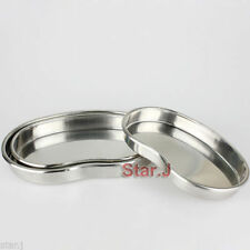1 pc Medical KIDNEY TRAY DISH BASIN Stainless Steel Dental Holloware Surgical