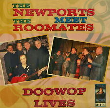 THE NEWPORTS Meet THE ROOMATES 'Doowop Lives' - 26 Cuts