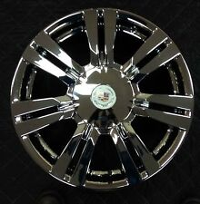 "SET OF 4 CHROME CADILLAC 18"" SRX CHROME WHEELS 4664   EXCHANGE SALE!!"