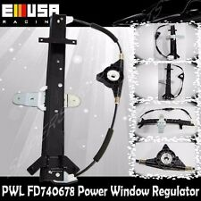 Rear Right Passenger Window Regulator w/o MOTOR for 92-11 Ford Crown Victoria LX