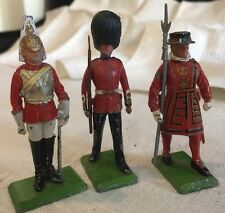 Britains Ltd. Metal Toy Scots Guards BRITISH SOLDIERS 1970's