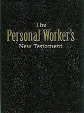 KJV Personal Worker's New Testament, Thomas Nelson, Acceptable Book