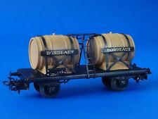 ** MARKLIN  wagon tonneaux vin de bordeaux ref 4910 (08)**