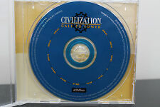 Civilization: Call to Power  (PC, 1999) *Tested