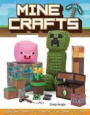 Craft Projects for Minecraft(R) and Pixel Art Fans : 15 Fun, Easy-To-Make Projec