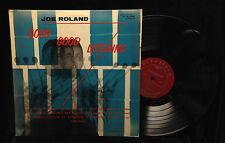 Joe Roland-Good Good Listening-Bethlehem 17-DICK GARCIA FREDDIE REDD