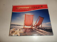 Cd   Various  – Summer Lounge (A Chill Out Trip To The Beach)