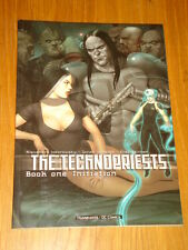 TECHNOPRIESTS BOOK 1 INITIATION HUMANOIDS DC COMICS JODOROWSKY  1401203590