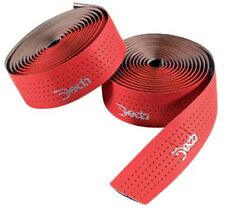 DEDA Mistral Red Perforated Drop Handlebar Tape Road Racing Bike Bicycle