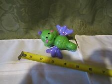 Fisher Price Amazing Animals Baby Seahorse Green Purple Figure Toy part Piece
