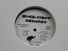"""MAXI 12"""" BUCKSHOT RECORDS BST 2254 Various LSG / LL COOL J / MC LYTE HIP HOP"""