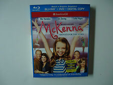 An American Girl McKenna Shoots for the Stars (Blu-ray/DVD 2013) NEW w/slipcover