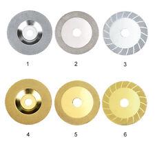 "4"" inch Diamond Saw blade Stone Glass Concrete Cutting Wheel Disc Wet Dry"
