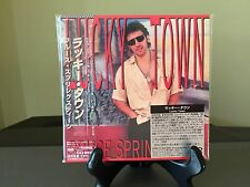 BRUCE SPRINGSTEEN- Lucky Town, Japan MINI LP CD w/OBI, MHCP-736, OOP, Pristine