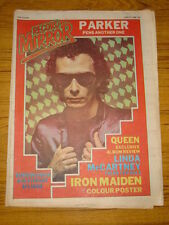 RECORD MIRROR 1980 JUN 21 PARKER QUEEN LINDA MCCARTNEY