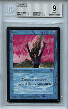 MTG Beta Flight  BGS 9.0 (9) Mint Magic WOTC Card 4881
