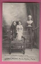 64 - Les Nains Béarnais - Le plus petit homme et la plus petite femme existant