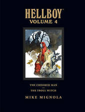 Hellboy Library Crooked Man Troll Witch Volume 4 Mignola Corben G. 9781595826589
