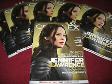 CINEPLEX MAGAZINE ''THE HUNGER GAMES:MOCKINGJAY - PART 1'' !  EDDIE REDMAYNE!!!