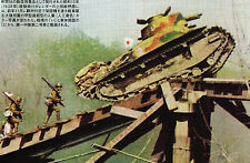 PHOTO ALBUM JAPANESE ARMY NAVY TYPE 89 LIGHT TANK Superb Japan Pictorial