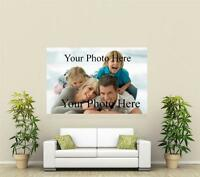 Custom Personalised Giant XL 1 Piece  Wall Art Poster