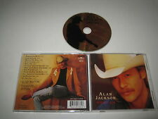 ALAN JACKSON/WHO I AM(ARISTA/74321 21768 2)CD ALBUM