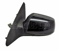 3i1/ Ford Mondeo MK3 Facelift 04-07 Left Side Electric Door Mirror Panther Black