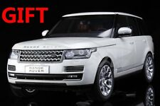 Car Model GTA GT Autos Land Rover Range Rover 1:18 (White) + SMALL GIFT!