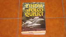L'INDIA DI FOLCO QUILICI ED. CDE 1991 FOTOGRAFIA FOTO