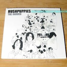 Hushpuppies - The Garden FRANCE CD Indie Rock, New Wave/Post-Punk Revival #18-2