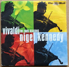 Nigel Kennedy Vivaldi - The Four Seasons CD from The Mail on Sunday UK CD