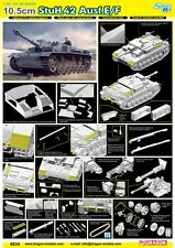 Dragon 1/35 6834 10.5cm StuH.42 Ausf.E/F