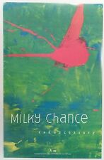 Music Poster Promo Milky Chance ~ Sadnecessary