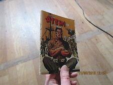 PETIT FORMAT BD ATEMI  107 mon journal 1981