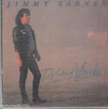 JIMMY BARNES Driving Wheels / Different Lives OZ 45 Poster sleeve Cold Chisel