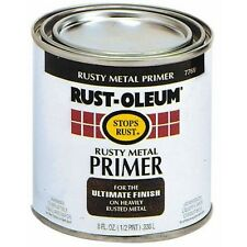 New Rust-oleum 7769730 Rusty Metal Primer 1/2pt *