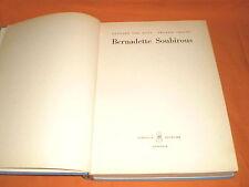 von matt- trochu, bernadette soubirous stringa 1958 illustr.