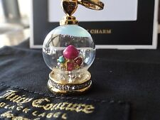 Juicy Couture Black Label Snow Globe Charm - Moscow Nights Collection