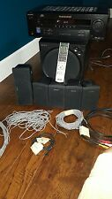 SONY 5.1 Surround Sound Speakers ssmsp75 SubWoofer sawmsp75 Center ss-cnp75 SET