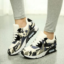 NEW Fashion Women's Camouflage Sports Shoes Breathable Running Sneakers Athletic