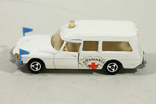 Majorette DS 21 Ambulance No. 206